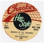 "45Re ✦ BO DIDDLEY ✦""Bring It To Jerome / Pretty Thing""- Classic Blues Bopper ♫"
