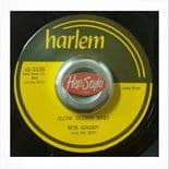 "45Re ✦ BOB GADDY ✦ ""Slow Down Baby"" Fantastic R&B Dancer. Hear♫"