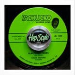 "45Re ✦ CHUCK HIGGINS ✦ ""Blacksmith Blues"" 50s R&B Stroll. Hear♫"