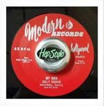 "45Re ✦ DOLLY COOPER ✦ ""My Man / Ay La Bah"" Killer R&B Jivers. 2 Sider.Hear♫"