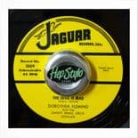 "45Re ✦ DOROTHEA FLEMING ✦ ""The Devil Is Mad"" - 50s R&B Rocker 2-Sider. Hear ♫"