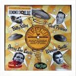 """45RE EP✦✦ SUN ROCKABILLY EP✦✦ """"Flyin' Saucers Rock'n'Roll"""" - LIMITED 500 COPIES"""