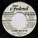 """45Re✦LITTLE ARTHUR MATTHEWS✦ """"I'm Gonna Whale On You / Someday Baby"""" R&B 2Sided♫"""