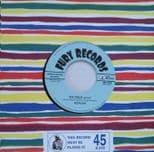 "45Re✦ RESTLESS ✦ ""Ice Cold /Long Black Shiny Car"" Great Rockabilly Revival.Hear♫"