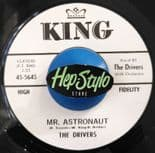 "45Re  ✦THE DRIVERS ✦ ""Mr. Astronaut / Dry Bones Twist"" - Vocal group blaster"