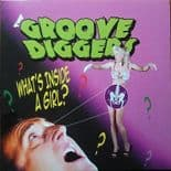 "45Re✦THE GROOVE DIGGERS✦ ""What's Inside A Girl?"" Fantastic UK Modern Rockabilly♫"