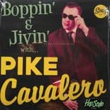 "7"" EP✦PIKE CAVALERO✦ ""Boppin' & Jivin' With..."" Top Class Rockabilly from Spain♫"