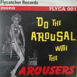 "7"" Ep ✦THE AROUSERS✦ ""Do The Arousal"" Wild Surf'n'Roll. Hear ♫"