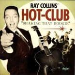 """CD  ✦ RAY COLLINS' HOT-CLUB ✦ """"Shaking That Boogie"""""""