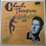 CHARLIE THOMPSON - SUPERB MODERN RECORDINGS HILLBILLY ROCKABILLY VIC-TONE LISTEN