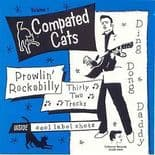 COMPATED CATS - FANTASTIC COMPILATION 50s/60s ROCKABILLY & ROCK & ROLL CD