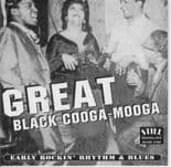 GREAT BLACK COOGA MOOGA CD - AWESOME COMPILATION 50s/60s BLACK ROCKERS & R&B