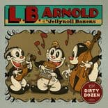 LB ARNOLD & THE JELLYROLL BAKERS - GREAT COUNTRY BLUES, RAGTIME, GOSPELCD