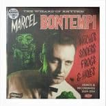"""LP + 7"""" - ✬✬ MARCEL BONTEMPI ✬✬ """" Witches Spiders Frogs & Holes"""""""