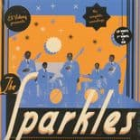 "LP+CD+7"" ✦THE SPARKLES✦ ""The Complete Recordings"" 60s Texas Psychedelic Scene ♫"