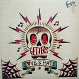 """LP + CD ✦ THE GO GETTERS ✦ """"Love & Hate"""" Fantastic Rockabilly!. Hear♫"""