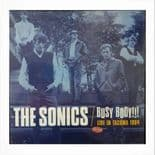 """LP - THE SONICS """"Busy Body!!! Live In Tacoma 1964"""" (Live radio broadcasts)"""