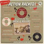 LP / VA ✦✦ It's Gonna Be ACTION PACKED! #8 ✦✦ Fantastic Rare Rockin' 50s & 60s