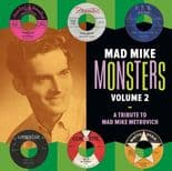 """LP / VA - ✬✬ MAD MIKE MONSTERS Vol. 2 ✬✬ """" A Tribute To Mad Mike Metrovich"""