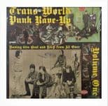 LP / VA ✦✦TRANS-WORLD PUNK RAVE-UP Vol.1✦✦ Raving 60s Beat and R&B From All Over