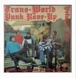 LP / VA ✦✦TRANS-WORLD PUNK RAVE-UP Vol.2✦✦ Raving 60s Beat and R&B From All Over