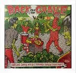 LP-VA. ❂ BACK FROM THE GRAVE #10#❂  -Snarling Snotty Mid 60s Garage Punk Hoot!!!
