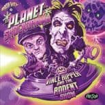 """LP ✦ VINCE RIPPER & THE RODENT SHOW ✦ """"Planet Shockorama"""" 50s Sci-Fi R'n'R.Hear♫"""