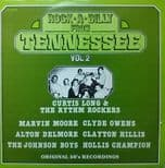 ROCK-A-BILLY  FROM TENNESSEE VOL 2- GREAT 50s ROCKABILLY/ ROCK & ROLL DELETED LP