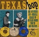 "TEXAS BOP VOL 2 - LAST COPIES!! RARE ROCKABILLY 10"" RECORD JACK RHODES AL RUNYON BOBBY LOUIS - HEAR"