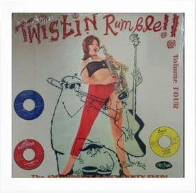 V/A-Lp TWISTIN' RUMBLE Vol. 4