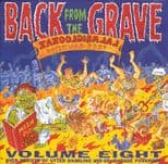 VA.BACK FROM THE GRAVE VOL. 8 (LP) RARE MID 60s GARAGE PUNKERS ♪♪HEAR♪♪