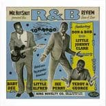 "VA.MR. HOT SHOT R&B REVIEW Vol.3 10"" - FANTASTIC EARLY SOUL/R&B ♫♫HEAR♫♫"