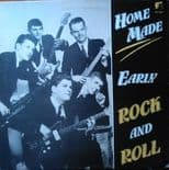 WLP 8867 HOME MADE EARLY R&R - GREAT 50s ROCKABILLY/ ROCK & ROLL DELETED LP