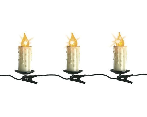 Candle String Lights