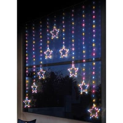 Curtain Star Light