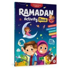 1 x Ramadan Activity Book (Big Kids) New Islamic Book by learning root NEW PB
