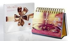 365 Day-To-Day Islamic Reminders Gift Calender ( NEW )
