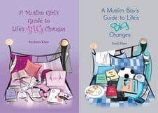 A Muslim Boys & Girls Guide to Life's Big Changes ( Muslim Teenage handbook )