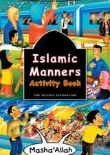 Islamic Manners Activity Book (Paperback) - Brand NEW