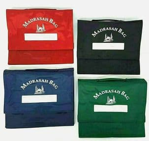 Madrasah Bag for Children kids / Islamic Large size Mosque Bag with strap (New)