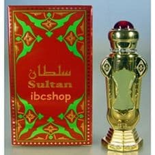 Sultan 12ml (Brand New) Best attar in oil by Haramain
