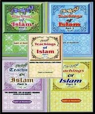 Teachings of Islam  by Sajid al-Qadiri ( English & Urdu text ) Paper Back / NEW