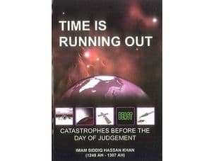 Time is running Out  - Islamic Book x 1