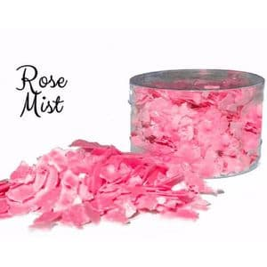 Crystal Candy Edible Flakes 6g: Rose Mist