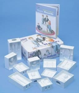 PME Mould:  Family, Set of 4 People