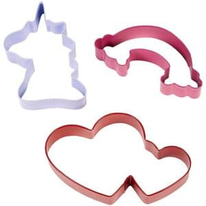 Wilton Cookie Cutters: Magical (set of 3)