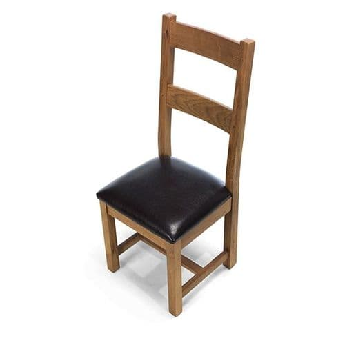 Bradley Oak Dining Chair