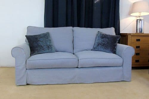 Previn 3 Seater Slip Cover Sofa