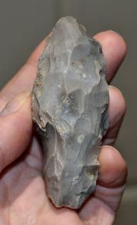 A small Neolithic flaked flint axe from Hampshire (N22) SOLD