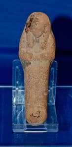 A very nice Ancient Egyptian Third Intermediate Period terracotta